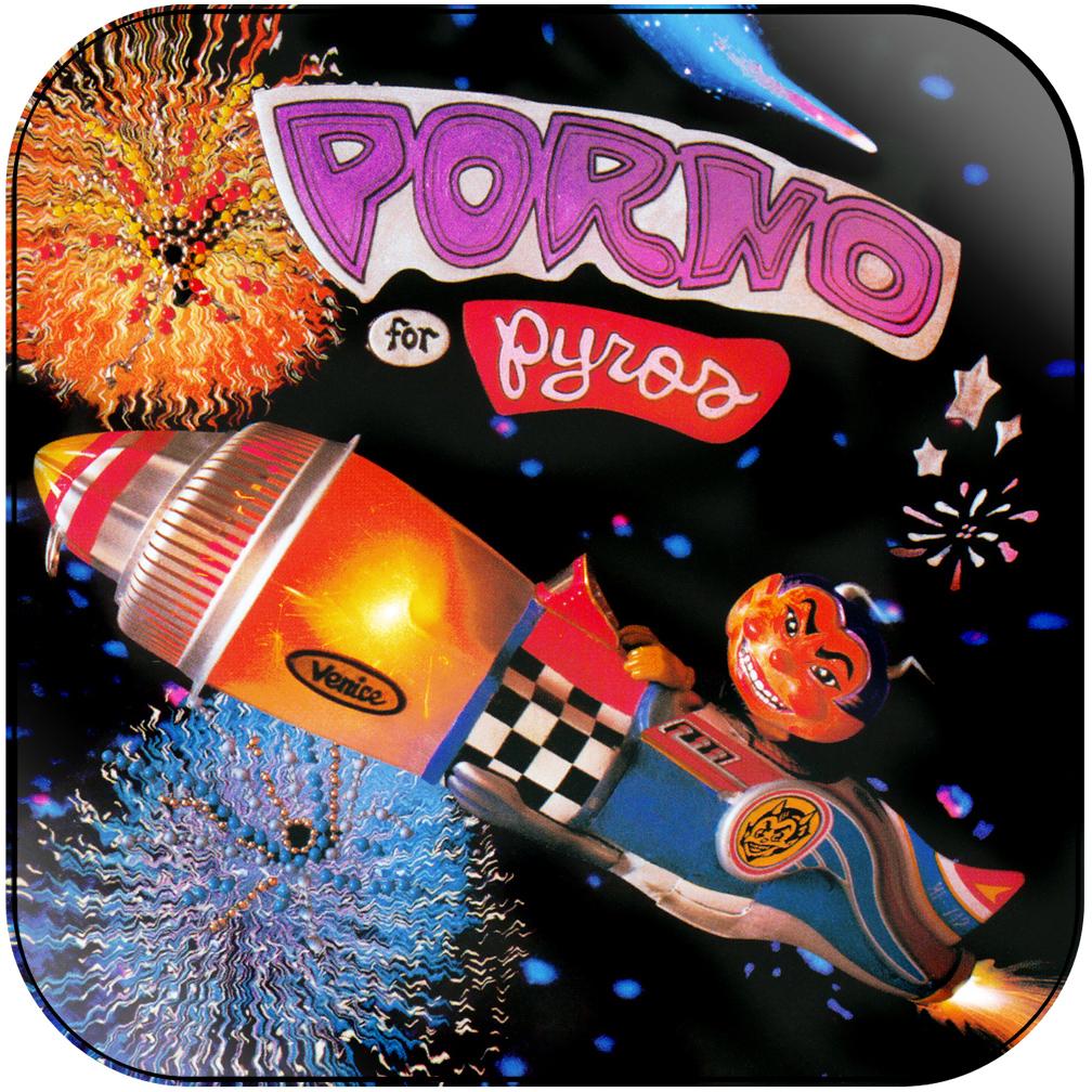Album Porno porno for pyros - porno for pyros album cover sticker album cover sticker