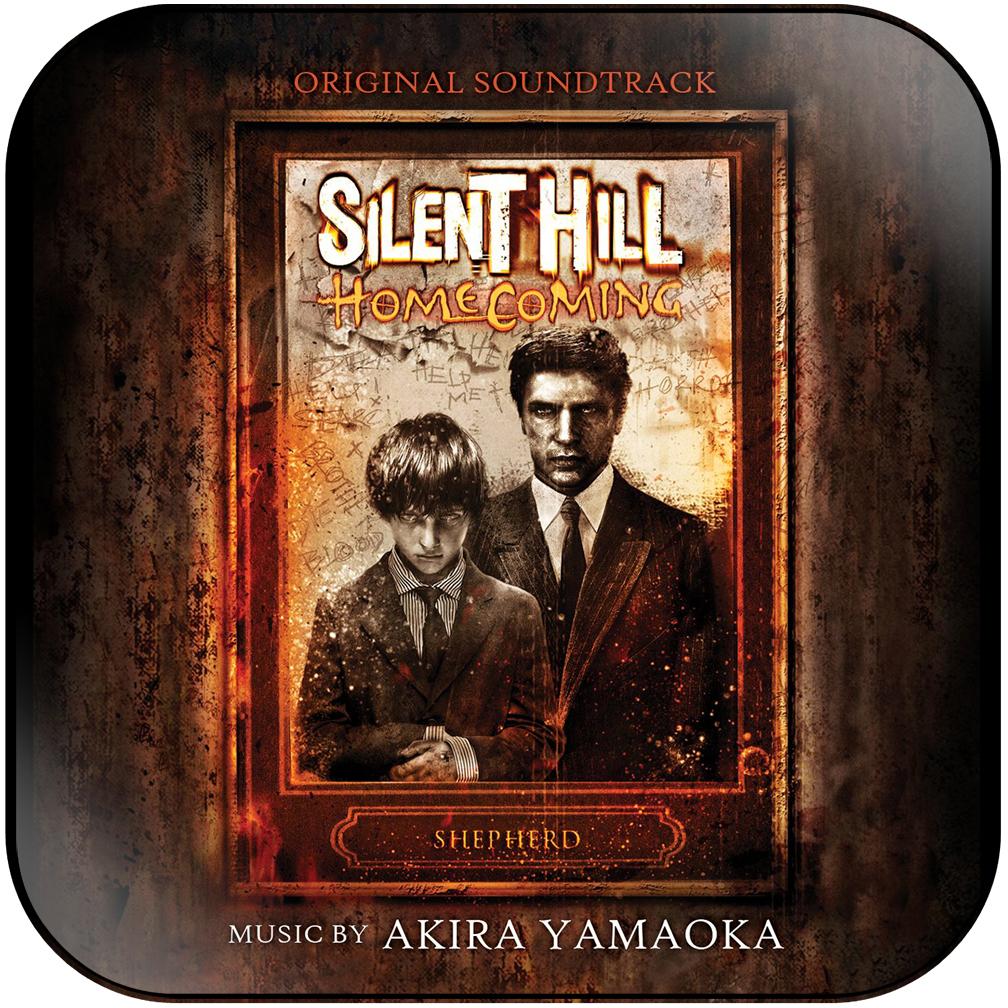 Akira Yamaoka Silent Hill Homecoming 2 Album Cover Sticker