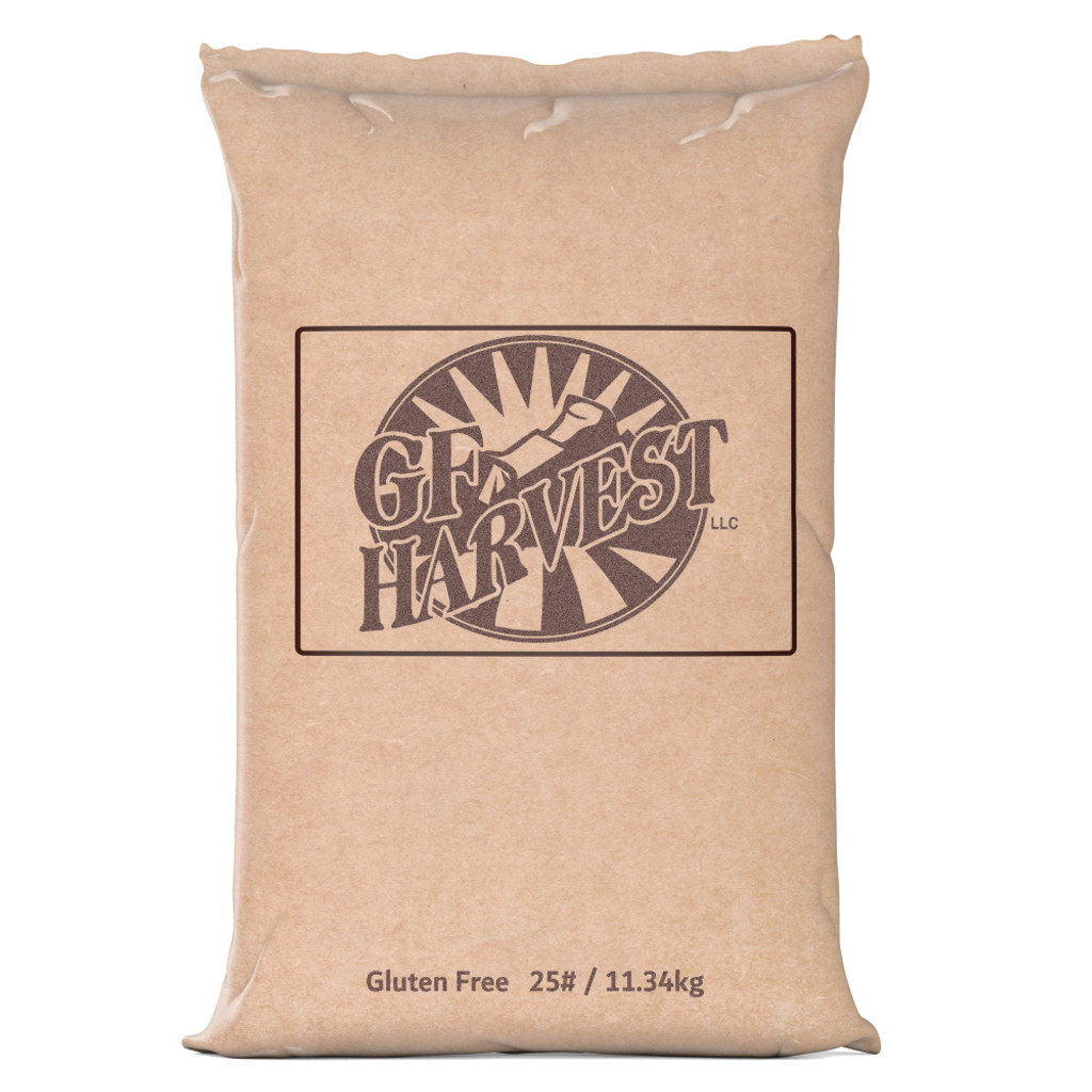 25# gluten free oats.  Call for commercial pricing on larger orders.