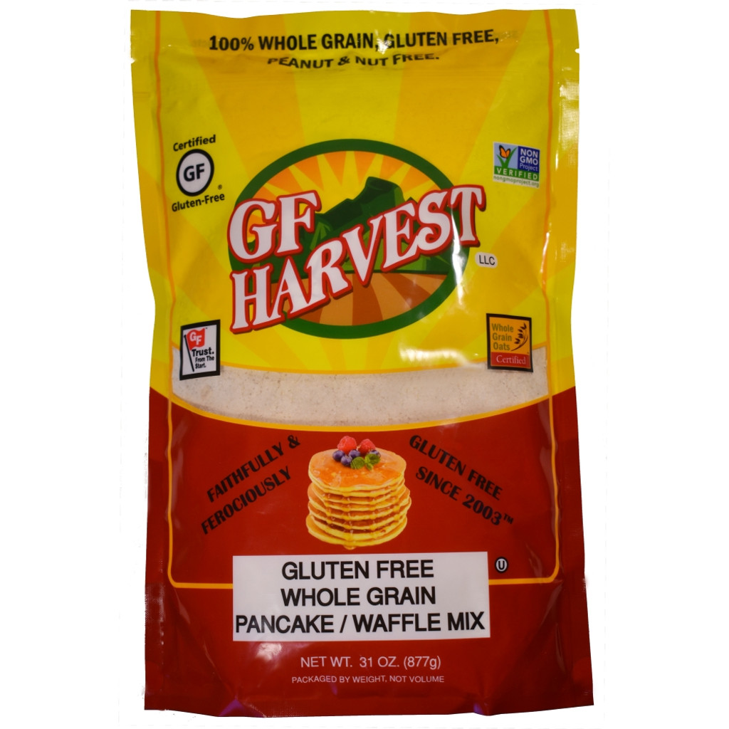 Start Your Day The Gluten Free Way with our delicious pancake mix