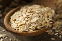 100% whole grain oatmeal, natural rolled oats for a heart healthy start to your day.