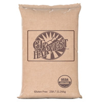 Certified gluten free organic Rolled Oats.  100% whole grain oatmeal, natural rolled oats for a heart healthy start to your day.  Quality oats to use in your favorite recipes. Certified Organic by OneCert.  Gluten free, certified non-GMO, Kosher.  Bulk sizes save money.