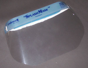 Embrace Splash Mask Face Shield