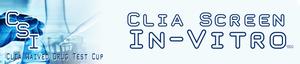 CLIA SCREEN IN-VITRO®
