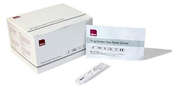 Alere (Abbott Diagnostics) 2-Panel Drug Test Dip Card DOA-124, IS2-MT