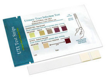 Teco Diagnostics URS-2L UTI Urinary Tract Infection Test Strips