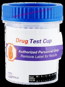 16 Panel Confirm Urine Drug Test Cup Inc Alcohol K2 Tramadol