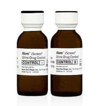 iScreen from Alere Toxicology / Abbott Diagnostics Urine Control Set 88005