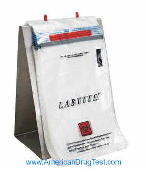 Labtite Specimen Transport Bags with Adhesive Closure G135