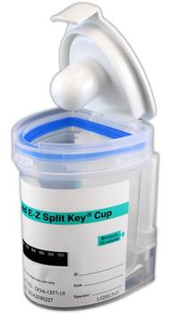 Abbott Alere 3 Panel Integrated EZ Split Key Cup Open Lid DOA-1237-019