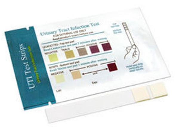 Teco Diagnostics URS-2L UTI Urinary Tract Infection Test Strips