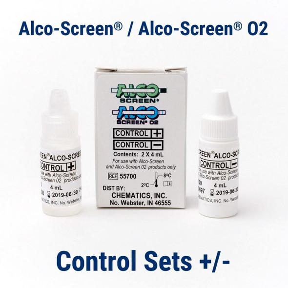 Alco-Screen® / Alco-Screen® 02 Control Set