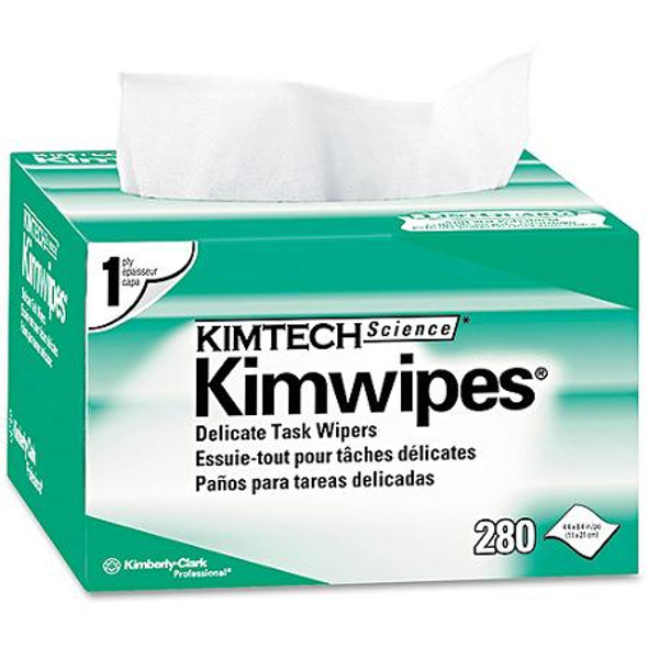 Kimberly-Clark™ Professional Professional Kimtech Science™ Kimwipes™ Delicate Task Wipers