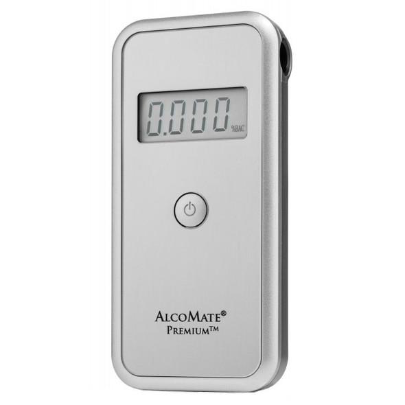 AlcoMate AL7000-F Premium Breathalyzer Alcohol Tester Combo Kit