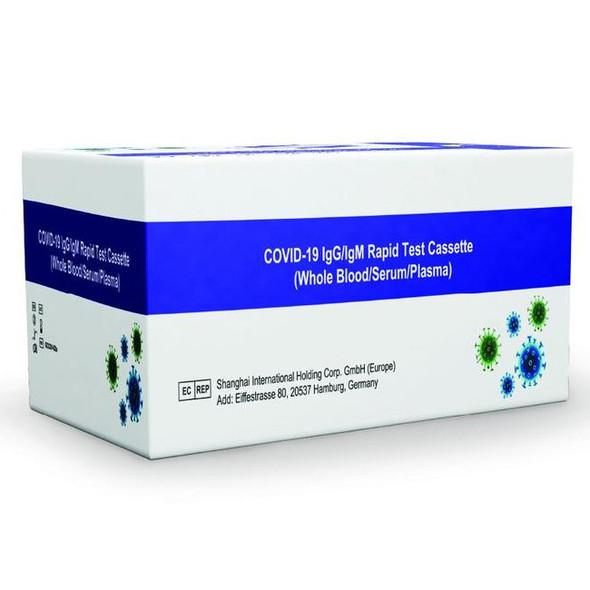 Healgen Corona Virus Covid-19 Rapid Antibody Test Kit
