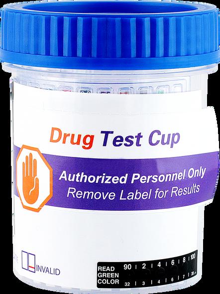 HEALGEN 1 PANEL DRUG TEST CUP WITH FEN