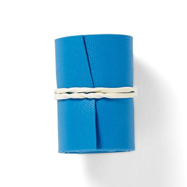 """Tourniquet 1"""" x 18"""" Rolled Blue Latex-Free 100/Case  DYND75020"""