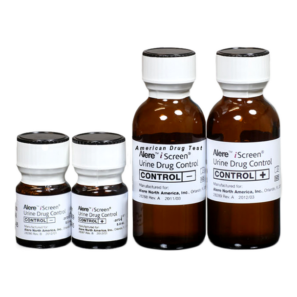 iScreen from Alere Toxicology / Abbott Diagnostics Urine Drug Test Control Set 88005