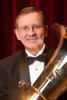 Dr. Jerry Young, Professor Emeritus of tuba, University of Wisconsin, Eau Claire