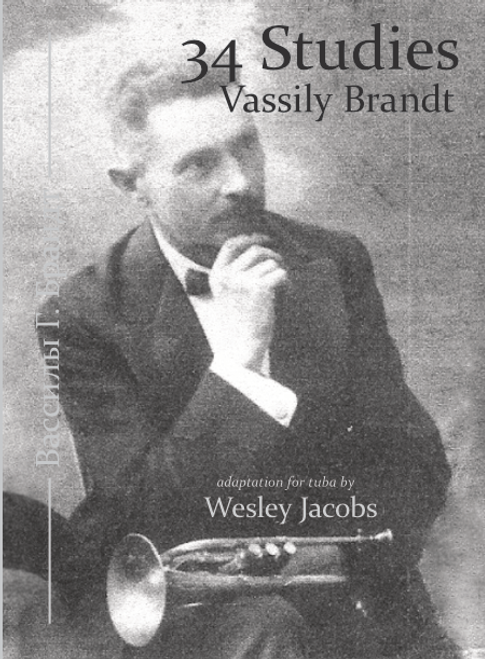 34 Studies by Vassily Brandt