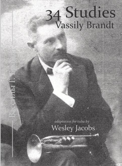 34 Studies by Vassily Brandt