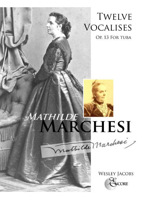 Marchesi 12 Vocalises for Tuba