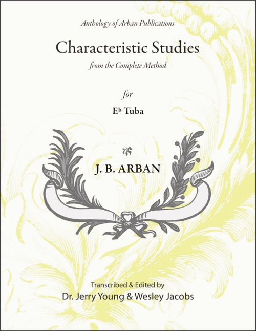 Arban Characteristic Studies for Eb Tuba