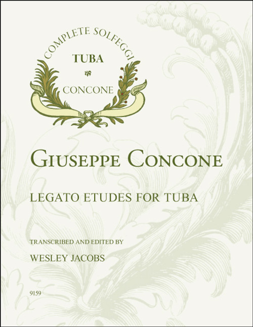 Concone Solfeggi for Tuba