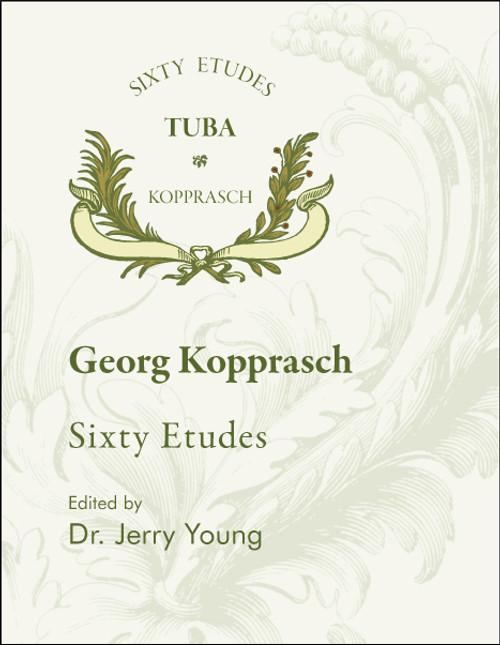 Kopprasch 60 Etudes for Tuba Op. 6