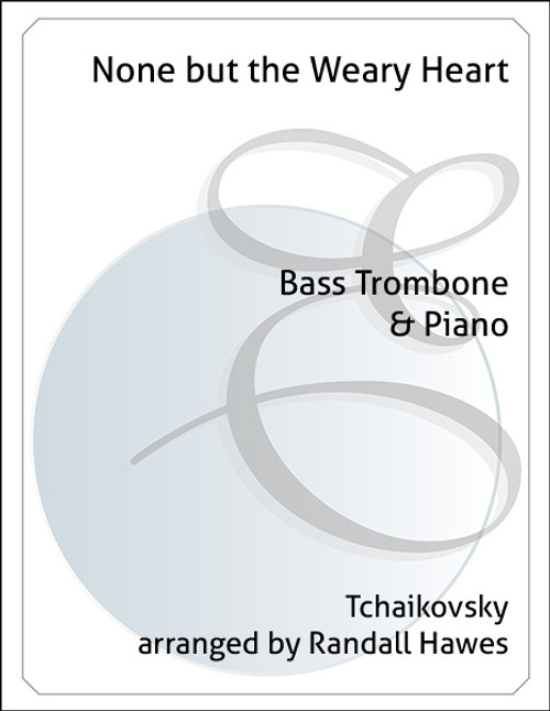 """Also known as """"None but the Lonely Heart"""", this is Tchaikovsky's most popular vocal melody."""