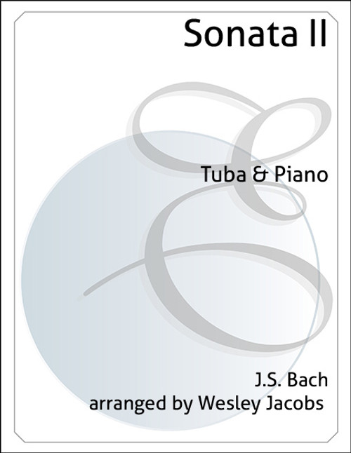 Sonata II - Bach