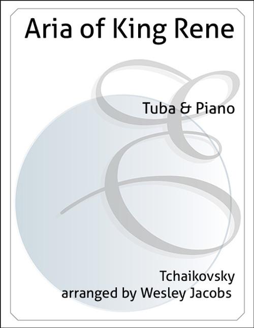 Aria of King Rene - Tchaikovsky