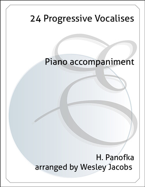 Enjoy these musical studies by playing with the piano accompaniments available from Encore.