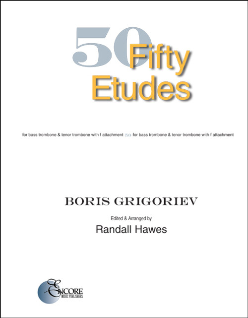 Randall Hawes, renowned bass trombonist, offers special insight into the use of single and double valves, development of solid low register and exciting musical interpretation.