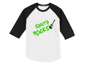 Santa rocks 1