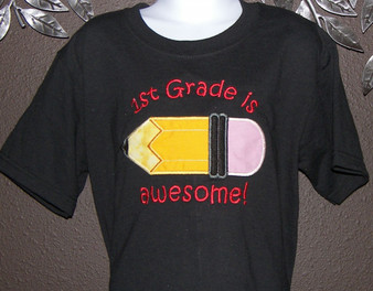 1st, 2nd, 3rd, 4th , 5th   Grade is Awesome