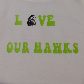 Love our Hawks