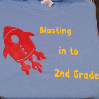 Blast into K,1st, 2nd, 3rd , 4th grade