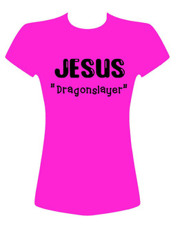 "Jesus ""Dragonslayer"