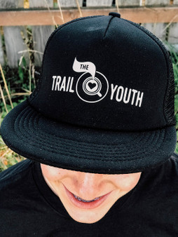 Trail Youth Snapback Trucker Hat