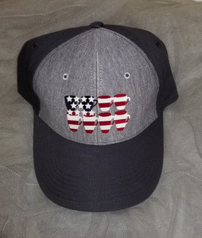 Coffee Cup Flag Hat