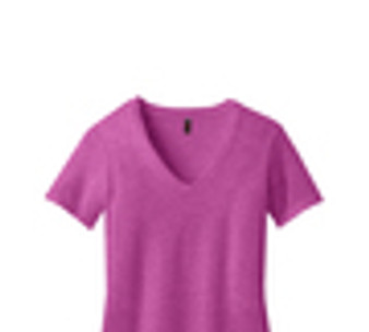 Women's V Neck Mt SI Gymnastics