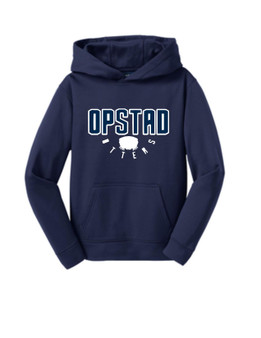 Opstad Sweatshirt - Sport Wick Fleece