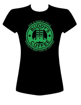 Buddy Coffee Shirt Elf