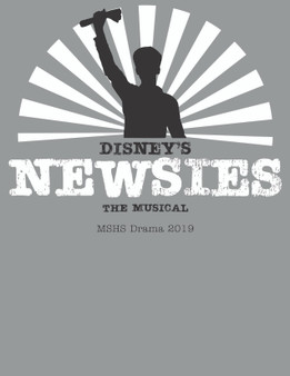Newsies 2019 Shirt