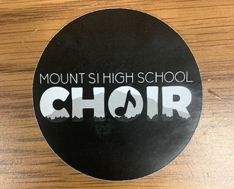 Choir Sticker
