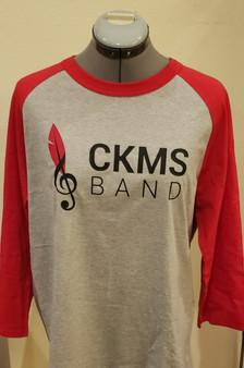 CKMS Baseball Jersey