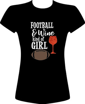 Football & Wine kind of Girl