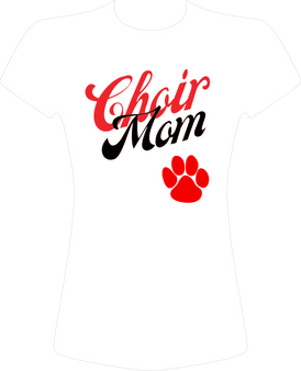 Choir Mom Shirt