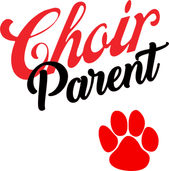 Choir Parent T shirt